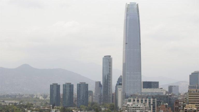 Humo de los incendios de Australia llega hasta Chile