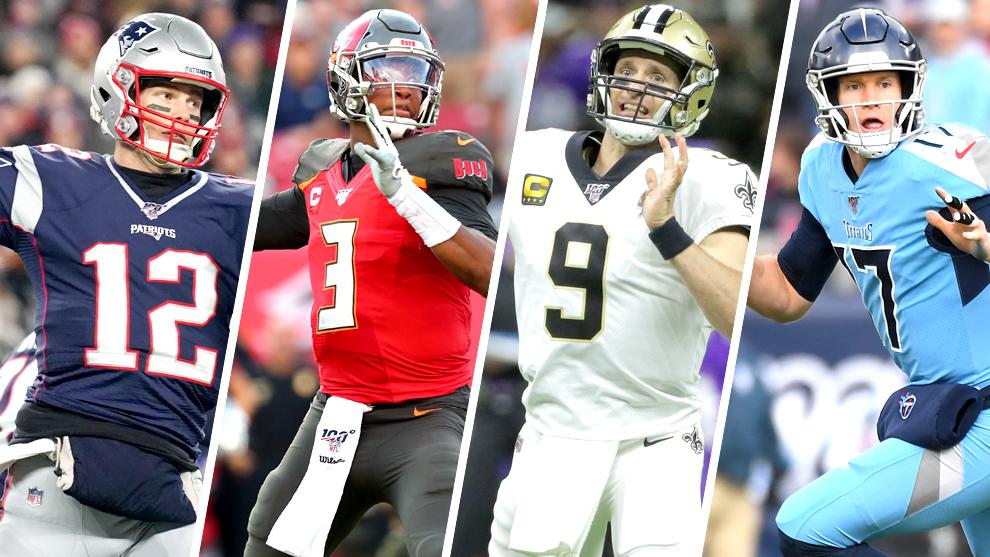 La extensa lista de quarterbacks que podrían moverse este año