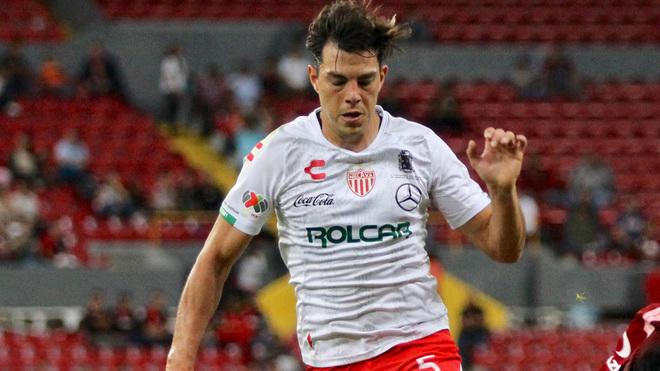 Fernando Meza de Necaxa se iría a la MLS