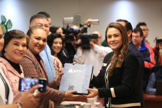 Municipio de Aguascalientes entrega al Congreso del Estado su Plan de Desarrollo