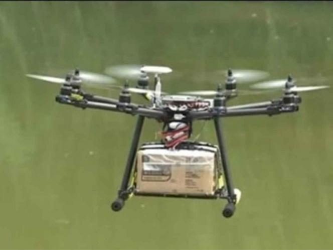 Piden cárcel por delinquir con drones