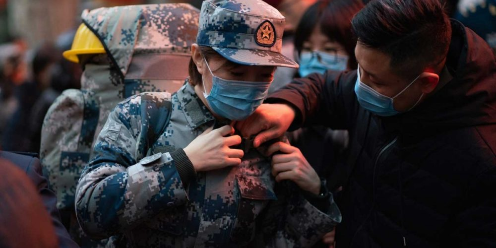 Advierte China situación grave por virus