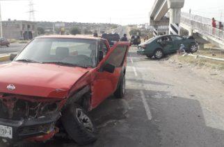 Policía Vial estima hasta 5 accidentes al día en el Municipio de Aguascalientes