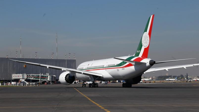 Por no venderse, avión presidencial regresará a México