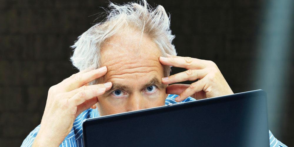 Científicos comprueban que el estrés provoca canas