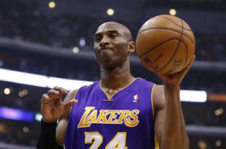 Muere ex jugador de los Lakers Kobe Bryant al estrellarse en un helicóptero