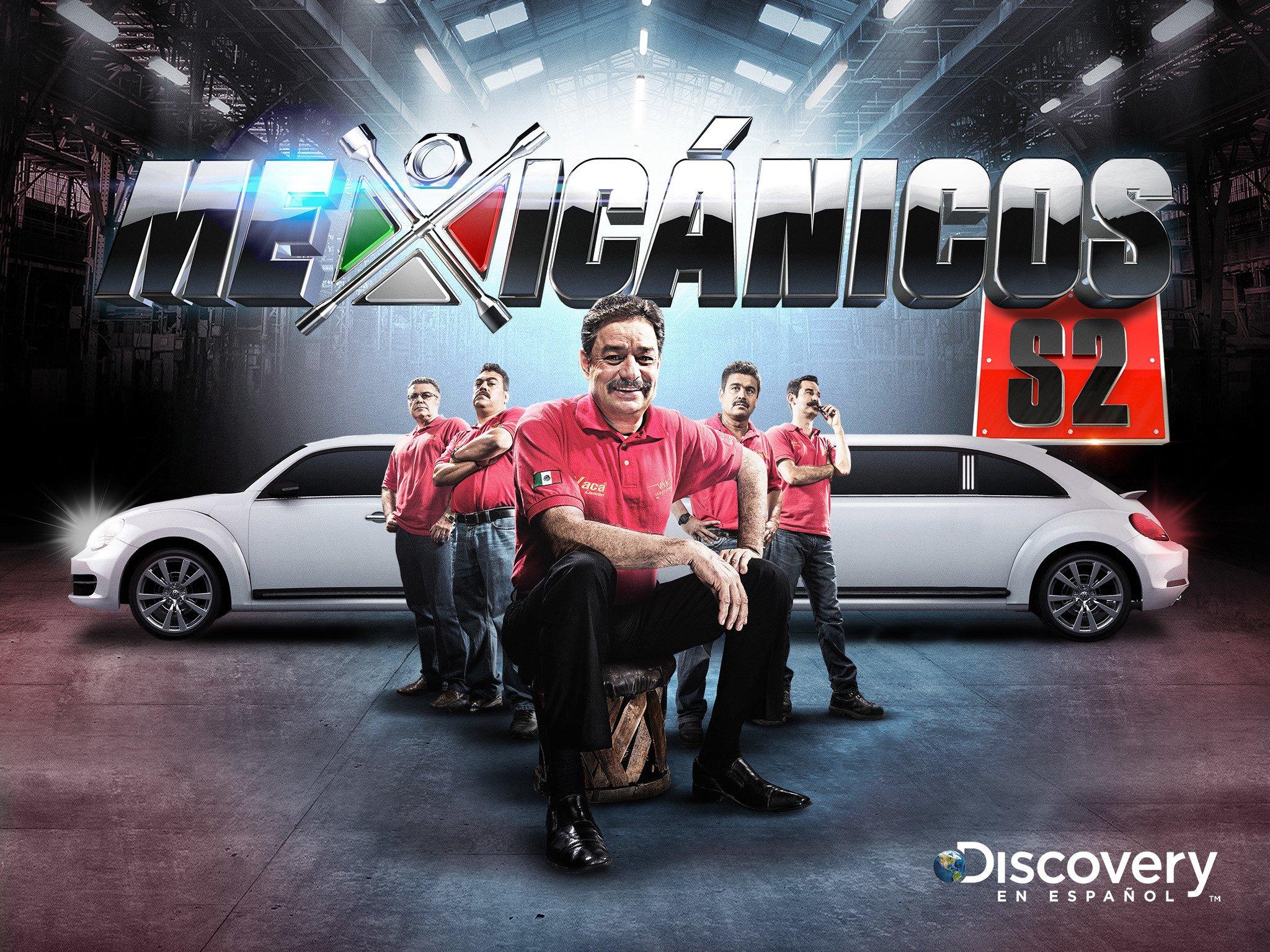 """Detienen a protagonista de """"Mexicánicos"""" en camioneta con reporte de robo"""