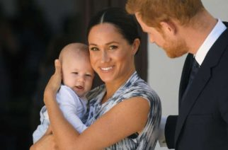 Reina Isabel acepta renuncia del Príncipe Harry y su pareja, pero se queda con la custodia de su hijo