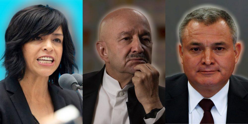 García Luna se reunía con Salinas: Anabel Hernández