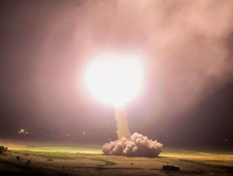 Se registra ataque a base iraquí llena de tropas estadounidenses