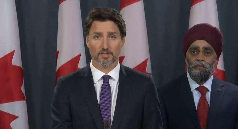 Canadá acusa a Irán de haber derribado a avión ucraniano