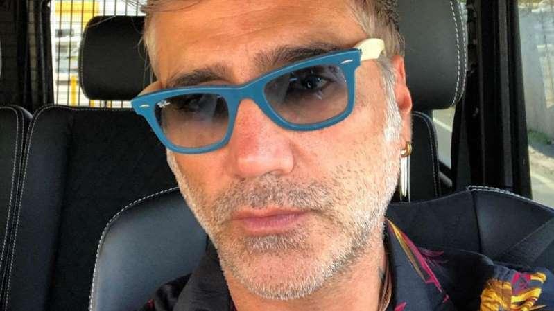 Alejandro Fernández estrena look