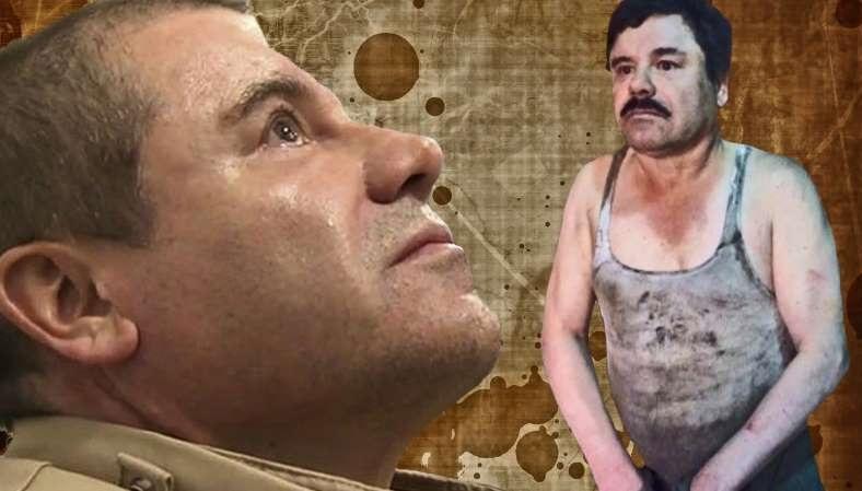 """Se cumplieron  4 años de la captura definitiva de """"El Chapo"""" Guzmán"""