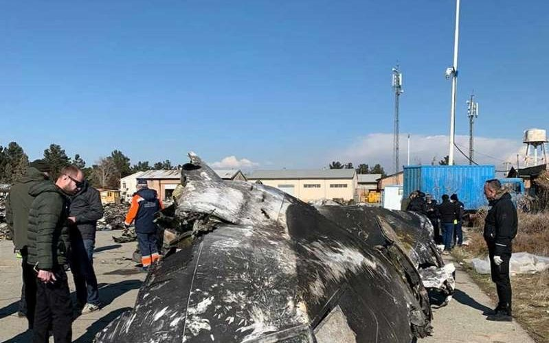 Irán promete castigo para responsables de derribo de avión