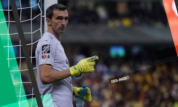 Marcelo Barovero saldría de Rayados en el clausura 2020