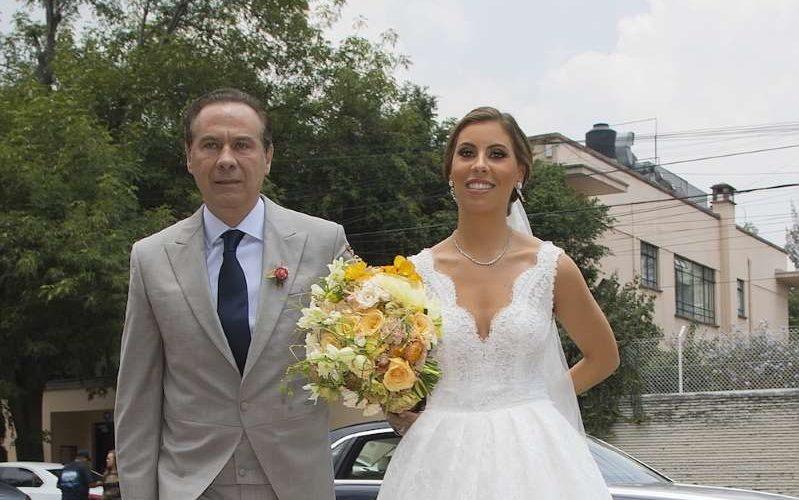 Juan Collado se convertirá en abuelo, confirmó Yadhira Carrillo