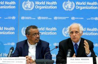 OMS retrasará alerta sanitaria internacional por coronavirus