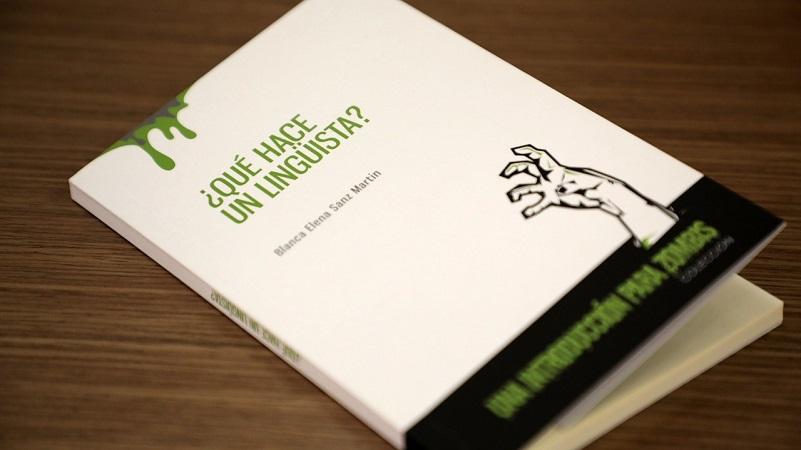 Publica UAA nuevo libro sobre el estudio del lenguaje