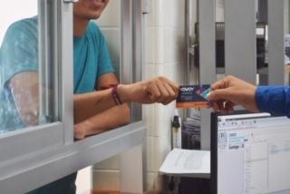 El lunes comienza reactivación de tarjetas YOVOY para estudiantes