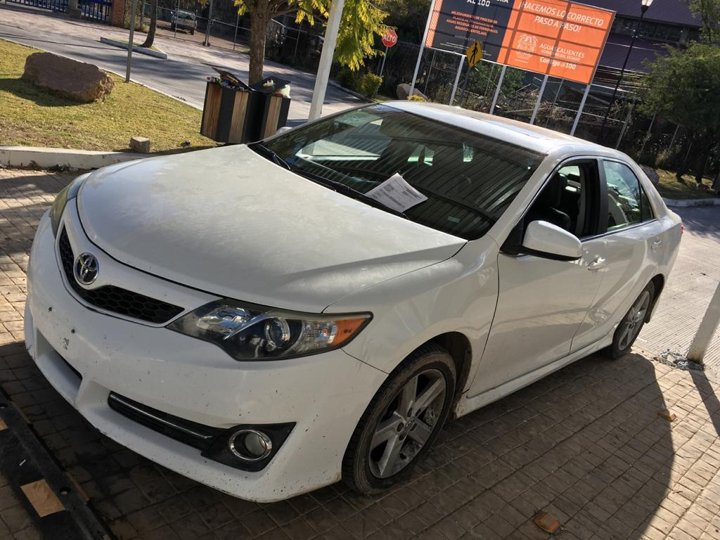 Policía Ministerial recupera vehículos con reporte de robo