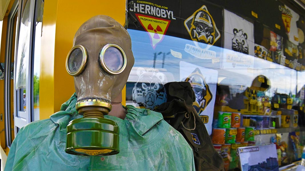 Así podrías disfrutar de unas vacaciones en Chernóbil