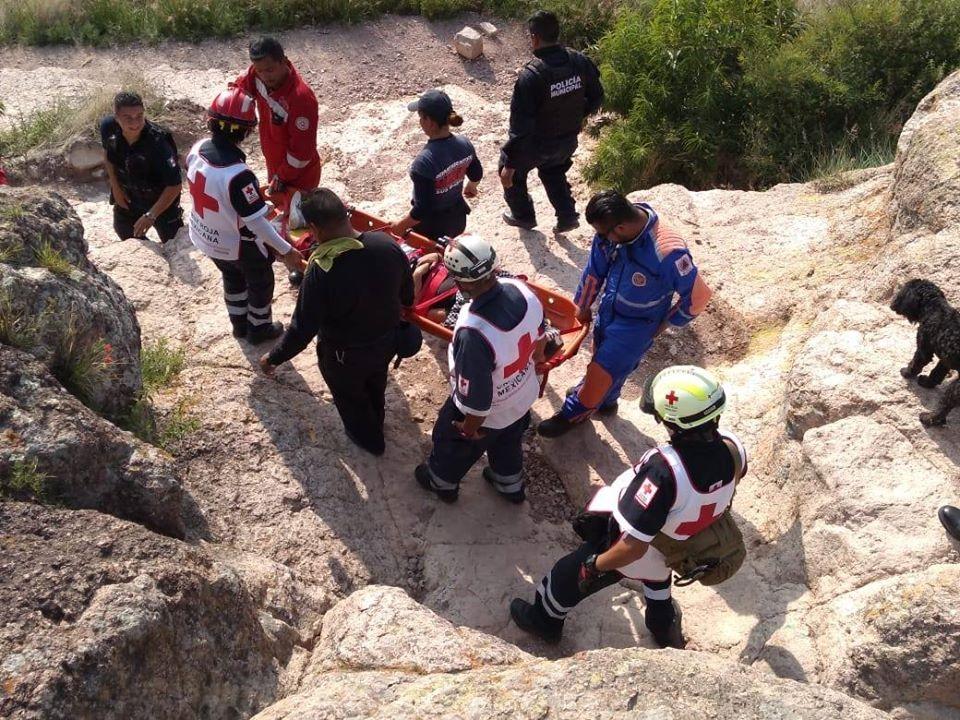 Cruz Roja auxilió a más de 28 mil personas durante 2019 en Aguascalientes