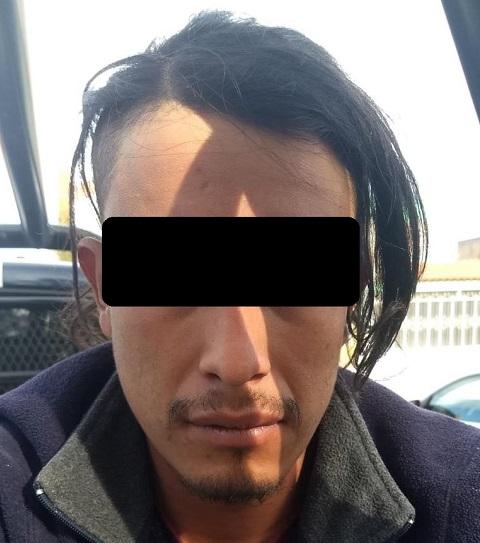"""Detienen a narcodistribuidor con 15 envoltorios de """"crystal"""" en Aguascalientes"""