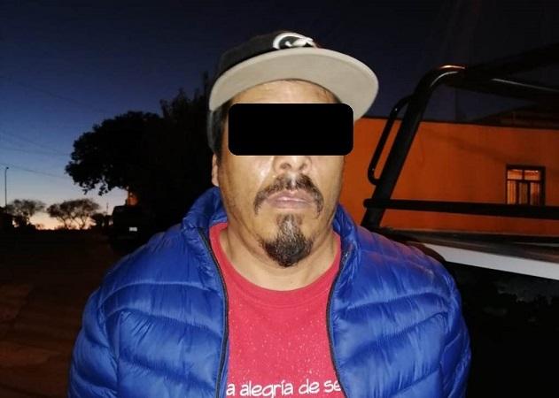Detienen a Rafael con 30 gramos de marihuana en Aguascalientes