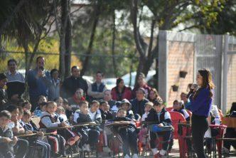 Municipio de Aguascalientes dignifica Escuela de la Ciudad de los Niños