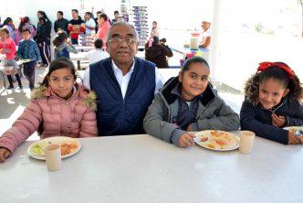 DIF municipal apoya a la alimentación de la niñez de Aguascalientes