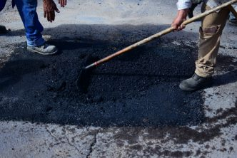 Anuncian programa de bacheo intensivo para el municipio de Aguascalientes