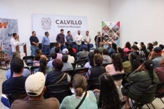 Calvillo instala consejo ciudadano para priorizar inversión en obras
