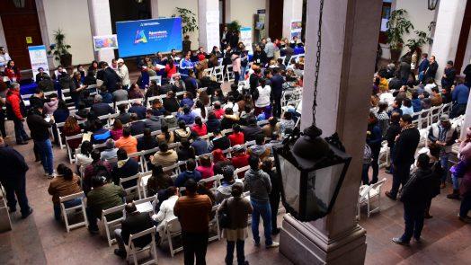 Se reanudan los jueves de bolsa de empleo en el municipio de Aguascalientes