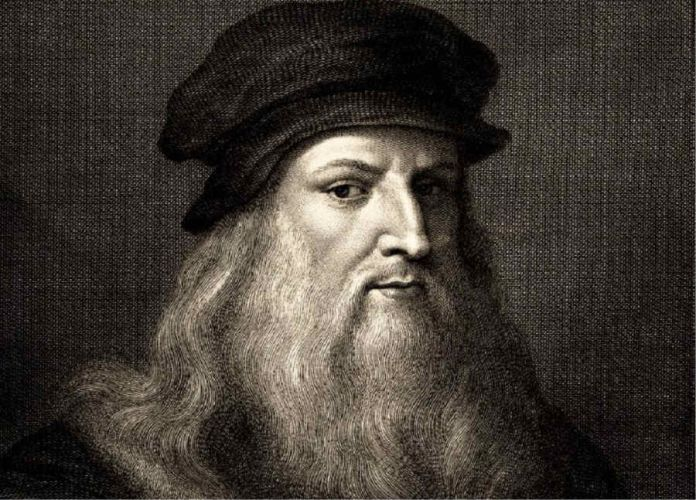 Los trastornos psiquiátricos que padecía Leonardo da Vinci