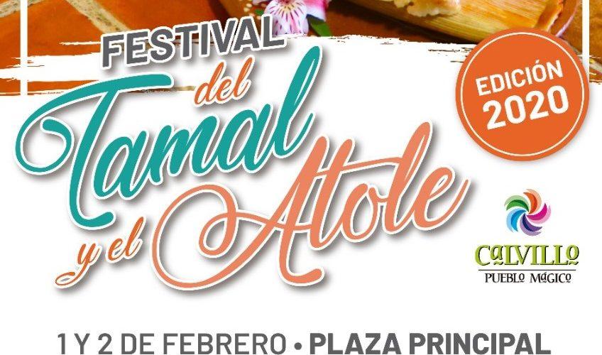 Calvillo tendrá Festival del Tamal y el Atole