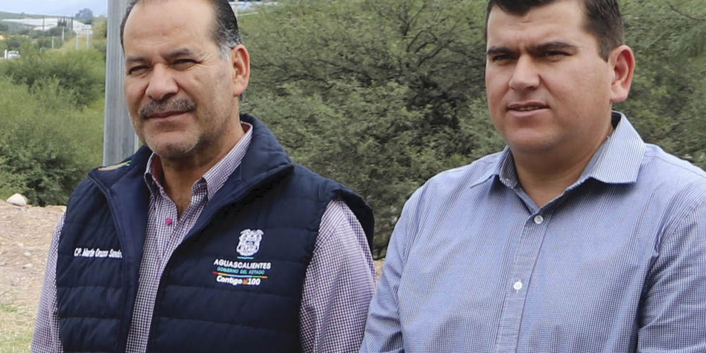 Respalda Adán Valdivia la decisión del gobernador Martín  Orozco de garantizar los servicios de salud a los aguascalentenses