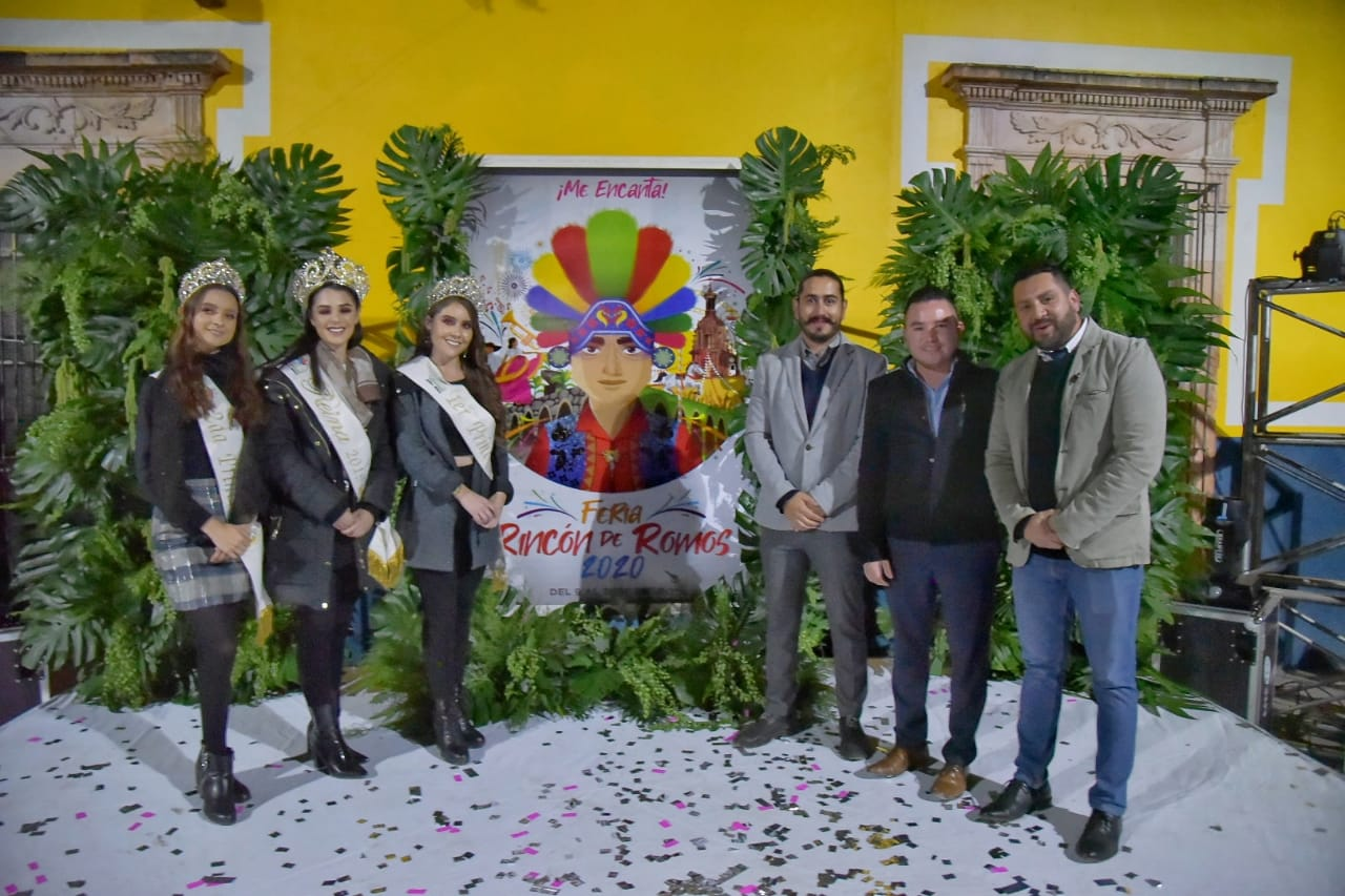 Presencia de Calvillo Pueblo Mágico en la Feria Regional  de Rincón de Romos