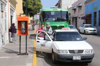 168 multas aplicadas a transporte público entre diciembre y enero en Aguascalientes