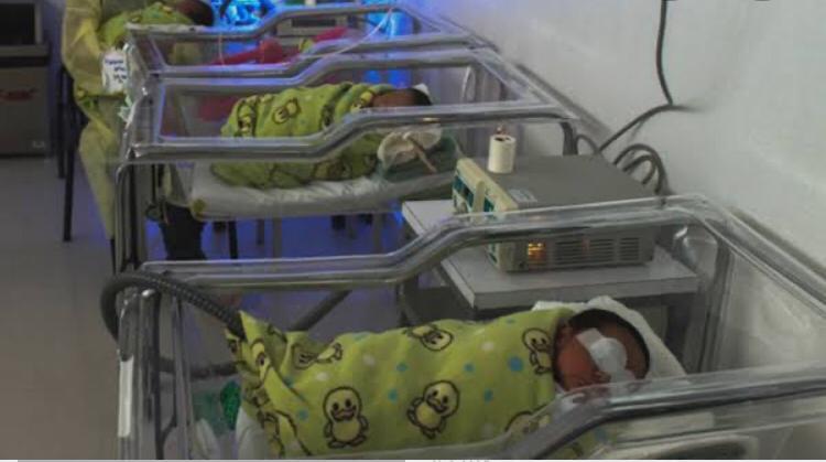 Una niña la primera en nacer en Aguascalientes este 2020