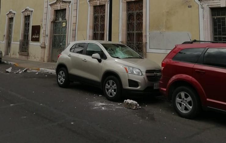 Checa el reporte de daños por lluvias en Aguascalientes