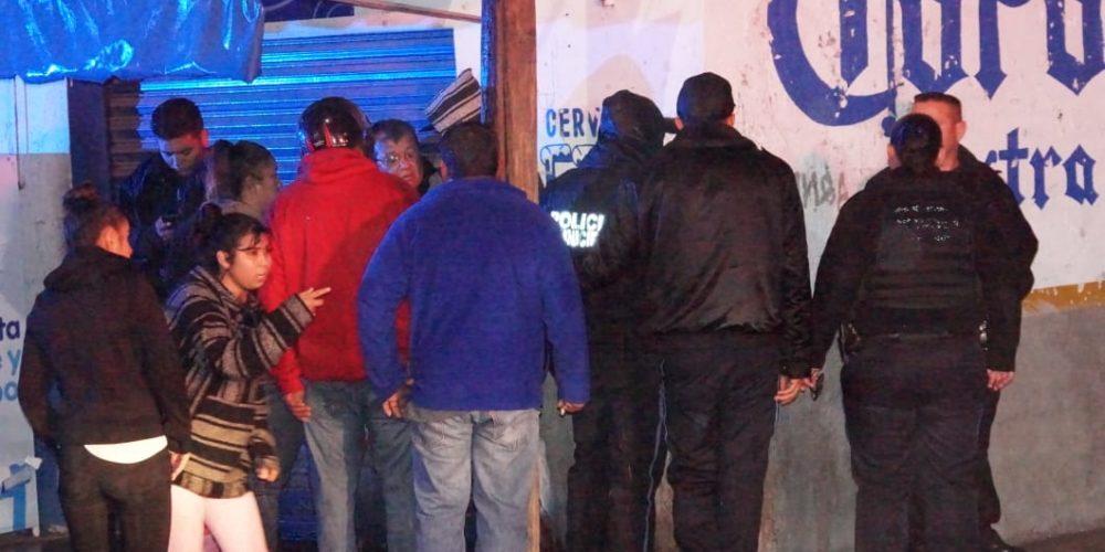 Intentan ejecutar a un hombre  en la colonia Del Carmen en Aguascalientes
