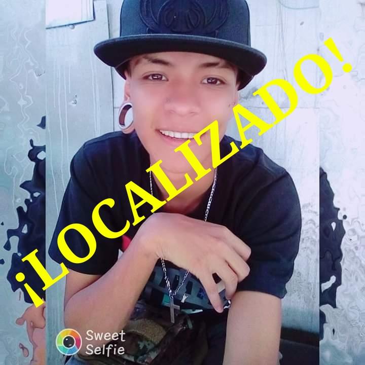 Localizan a joven reportado como desaparecido en Aguascalientes