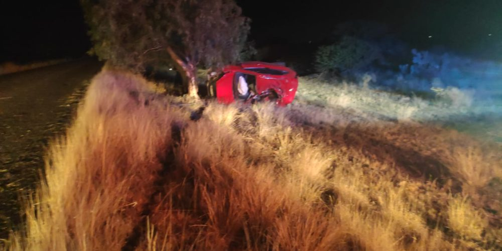 Volcadura deja un muerto en El Llano, Aguascalientes