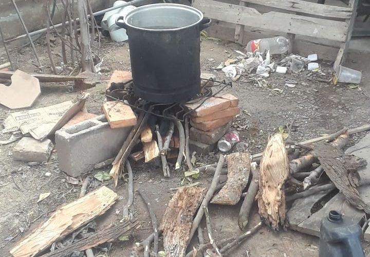 En Aguascalientes: Niño se quema con agua hirviendo