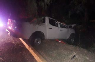 Muere conductor que sufrió un accidente en Jesús María, Aguascalientes