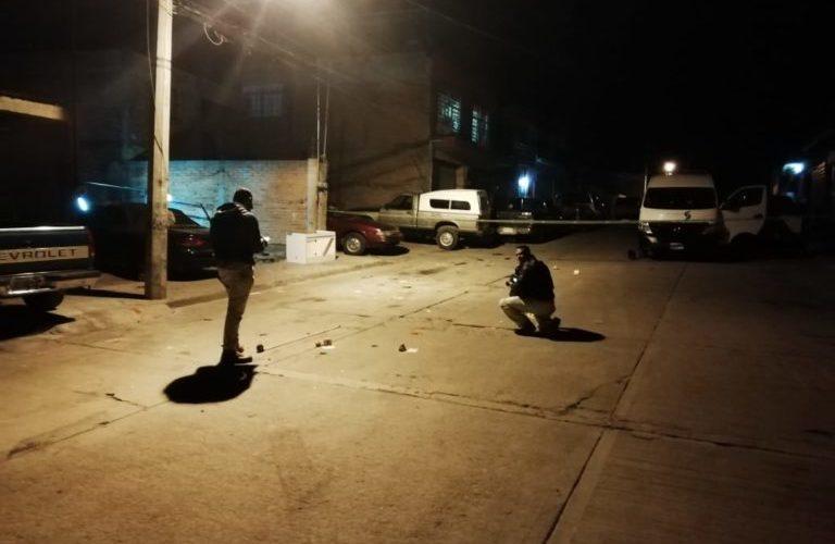 Sicarios intentan ejecutar a un hombre en la Vicente Guerrero en Aguascalientes