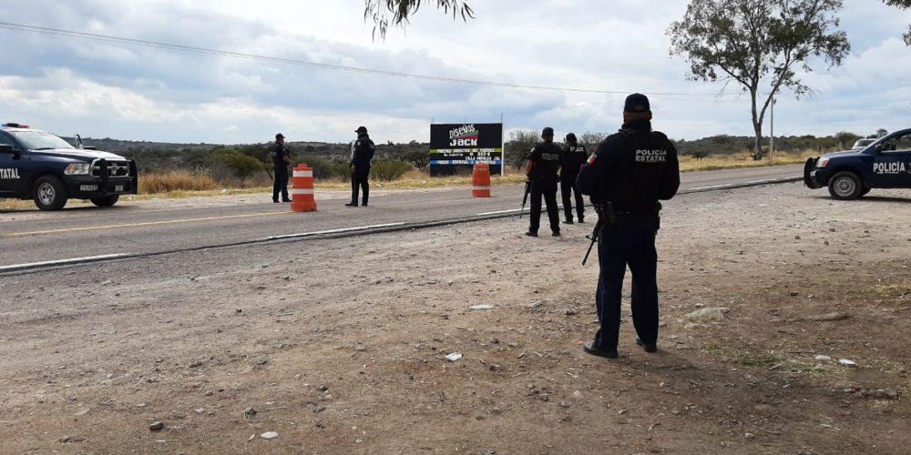 Aguascalientes refuerza la seguridad en limites con Jalisco, tras balacera