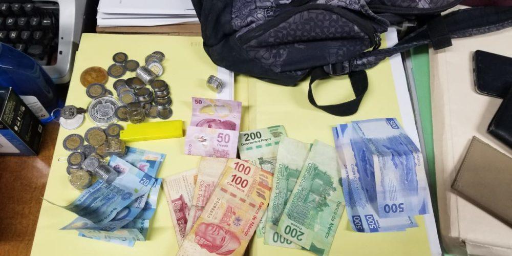 Detienen a ladrones en Aguascalientes