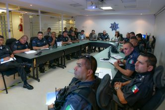 Policía municipal resguardará el trabajo de participantes en el Censo 2020 del Inegi