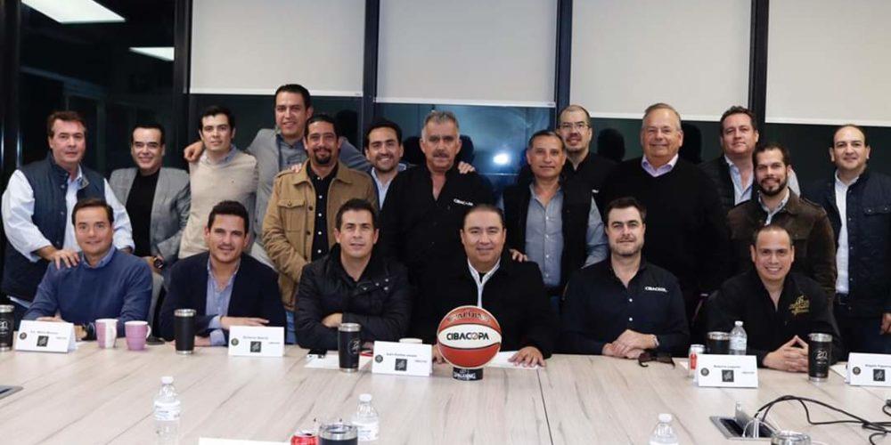 Gallos Aguascalientes se presentan en primera reunión de CIBACOPA México